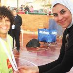 اختيار رحاب الغنام مديرًا لبطولة كأس العالم للمهارات