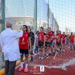 الاتحاد المصري لكرة السلة يقوم بالاشراف على الاجراءات الاحترازية في بداية عودة النشاط