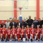 ناشئات مصر لكرة السلة تودع كأس العالم للمهارات