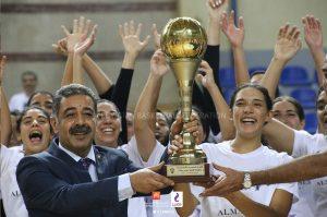 هليوبوليس بطلاً للمرة الثانية لكأس مصر للسيدات