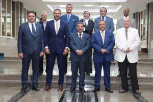 الاتحاد الدولي والمصري يعلنان انطلاق خطة تطوير كرة السلة المصرية
