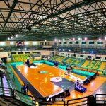 صالة الاتحاد السكندري جاهزة لأستضافة مباريات التصفيات الأفريقية