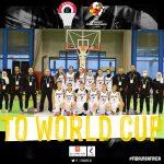 حفيدات كليوباترا تتأهل إلى كأس العالم