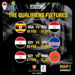 إليكم جدول مباريات المنتخب المصري في المرحلة الثانية من التصفيات المؤهلة لبطولة إفريقيا 2021