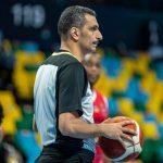 اختيار الحكم الدولي عمرو ابو علو للمشاركة في تحكيم مباريات كأس العالم في لاتفيا
