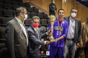 كفر الشيخ بطلاً لدوري الدرجة الأولى