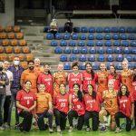 سيدات هولندا 3×3 تفوز على مصر وديا