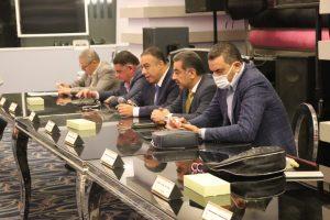 اتحاد السلة ينظم الاجتماع السنوي مع رؤساء ومديري مناطق اللعبة