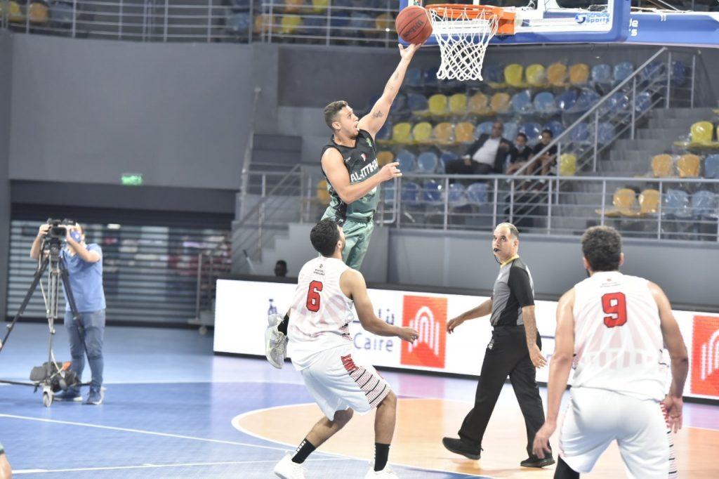 الاتحاد يستضيف الزمالك في ثاني مواجهات نهائي دوري السلة.. تعرف على الموعد والقناة الناقلة