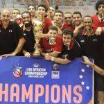 مصر تحصل على تنظيم بطولتي إفريقيا للناشئين والناشئات تحت 16 سنة