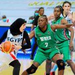 منتخب مصر يهزم كينيا ويحصد العلامة الكاملة في ثالث مواجهات التصفيات المؤهلة لبطولة الأفروباسكت 2021