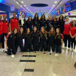 منتخب مصر تحت ١٦ آنسات يطير لصربيا استعدادا لبطولة افريقيا