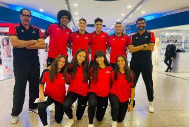 منتخبي مصر 3×3 للشباب والانسات يسافر الى المجر للمشاركة بكأس العالم
