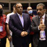 في اليوم الثاني من البطولة الافريقية لكرة السلة منتخب الناشئين يواجه أوغندا و ناشئات مصر يلتقين مع تشاد