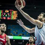 منتخب مصر يخسر أمام تونس بنتيجة 87/81 في بطولة إفريقيا لكرة السلة