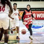 منتخب مصر يفتتح مشواره في بطولة إفريقيا بالفوز على غينيا 102-58