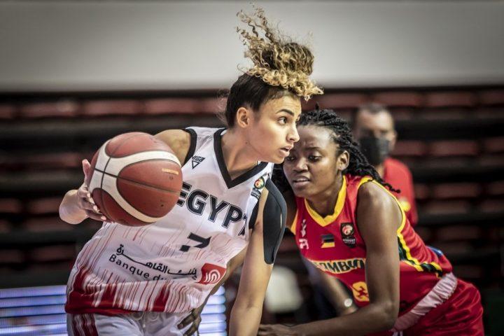 منتخب مصر يحقق المركز السادس في بطولة إفريقيا لكرة السلة