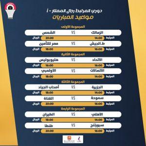 اليوم.. انطلاق الموسم الجديد لكرة السلة المصرية رجال